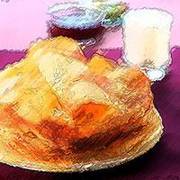 Crêpes de sarrasin sans gluten